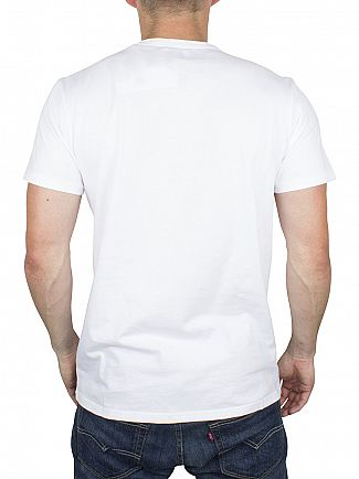 Edwin White Union Logo T-Shirt