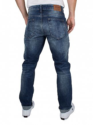 Only & Sons Light Blue Denim Loom LT 3945 Slim Fit Jeans