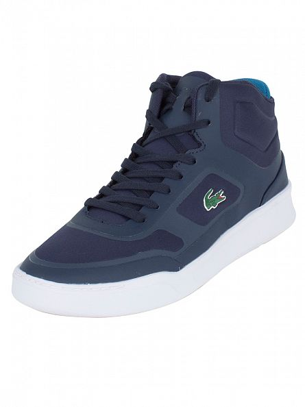 Lacoste Navy Explorateur MID SPT 316 1 SPM Trainers