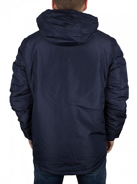 Jack & Jones Navy Blazer New Canyon Hooded Jacket