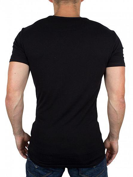 Tommy Hilfiger Black 3 Pack Premium Essentials T-Shirts