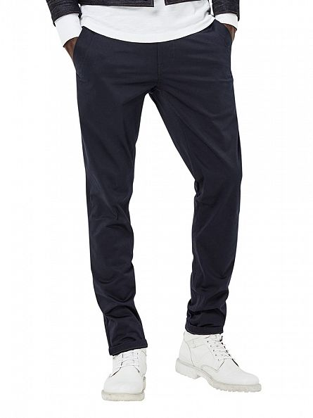 G-Star Mazarine Blue Bronson Slim Fit Chinos
