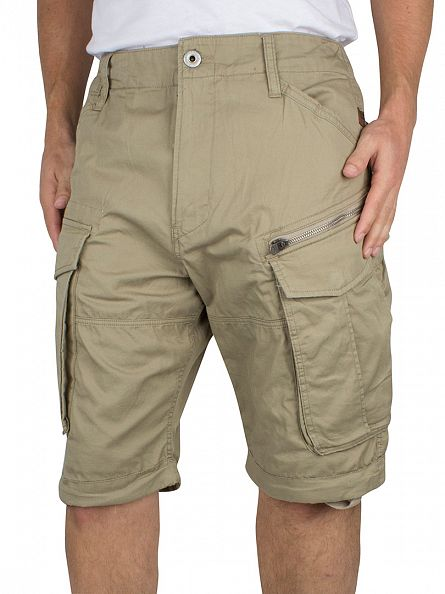 G-Star Dune Rovic Zip Loose Fit Cargo Shorts