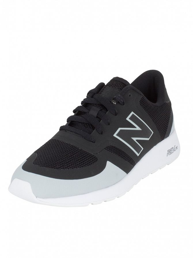 New Balance Black 420 T3 Omni Execution Trainers