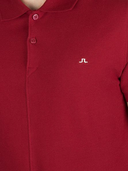 J Lindeberg Deep Masai Rubi Slim Fit Logo Polo Shirt