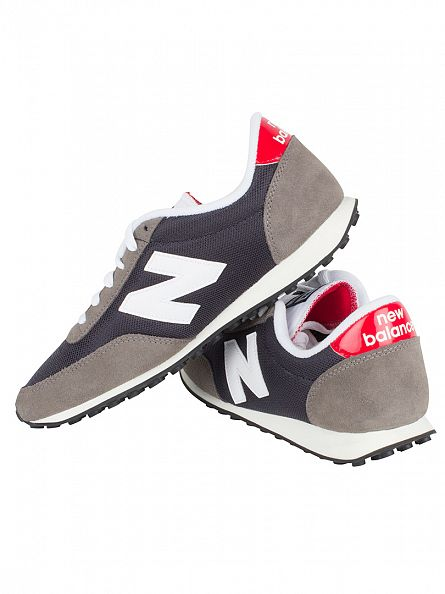 New Balance Blue/Grey 410 T3 Vintage Trainers