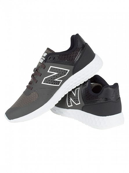 New Balance Grey 574 T3 Breathe Story Trainers