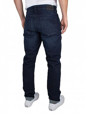 Only & Sons Dark Denim Weft 4364 Regular Fit Jeans