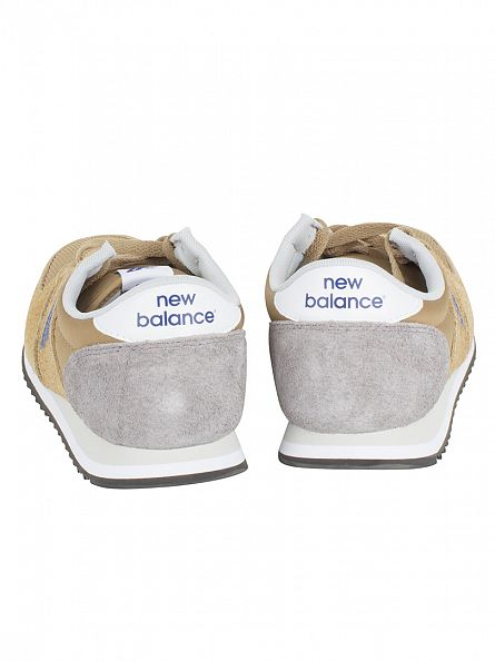 New Balance Light Brown 420 T3 Trainers