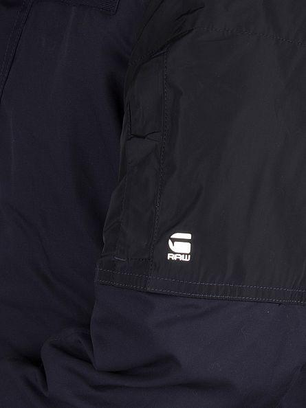 G-Star Mazarine Blue Batt Sherpa Liner 3 in 1 Parka Jacket