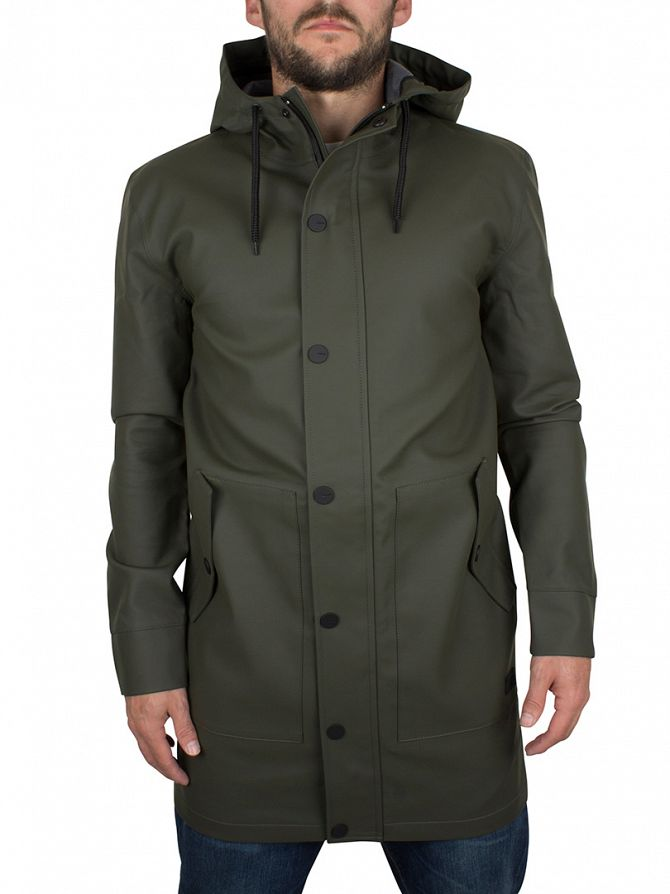 Minimum Racing Green Hudson Jacket