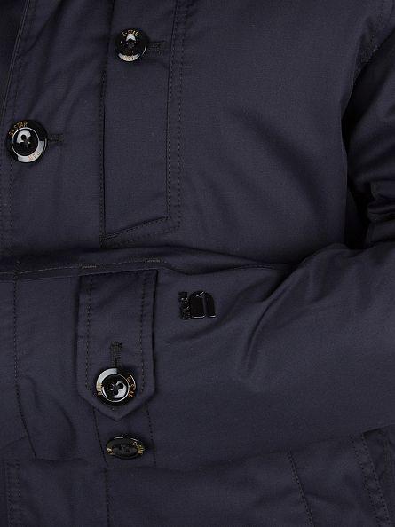 G-Star Mazarine Blue/Back Garber Trench Jacket
