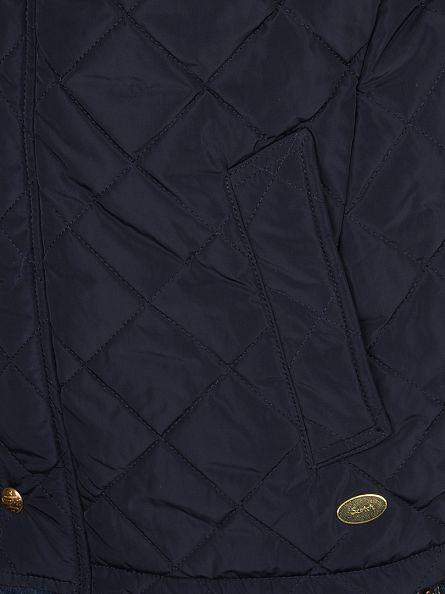 Scotch & Soda Navy Light Padded Jacket