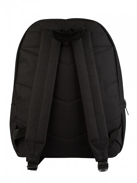 Hype Black/Multi Firewall Pocket Logo Backpack