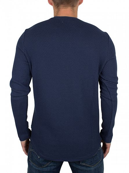 Only & Sons Dress Blues Fly Plain Knit