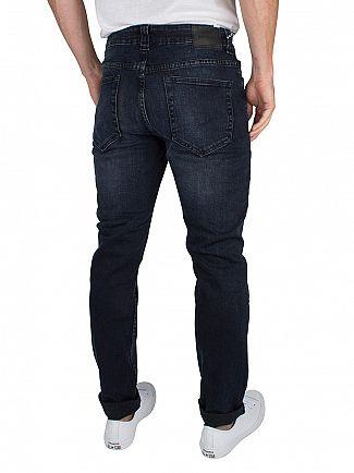 Only & Sons Dark Blue Denim Loom 4358 Slim Fit Jeans