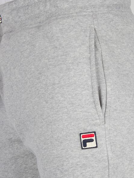 Fila Vintage Grey Twist Livata Logo Joggers