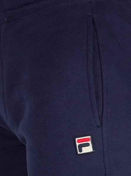 Fila Vintage Peacoat Livata Logo Joggers