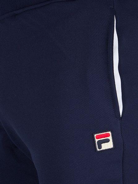 Fila Vintage Peacoat Scanno Logo Track Joggers