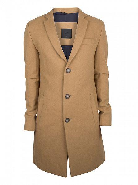 Minimum Desert Melange Gleason Coat