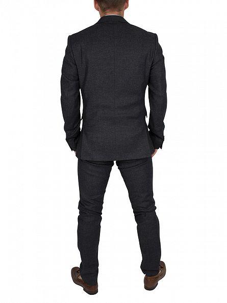 Minimum Dark Grey Melange Grayson Trousers