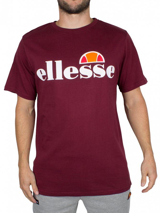 Ellesse Zinfandel Quattro Venti Logo T-Shirt
