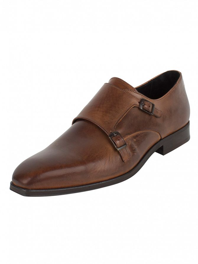 H by Hudson Tan Tompkin Calf Shoe