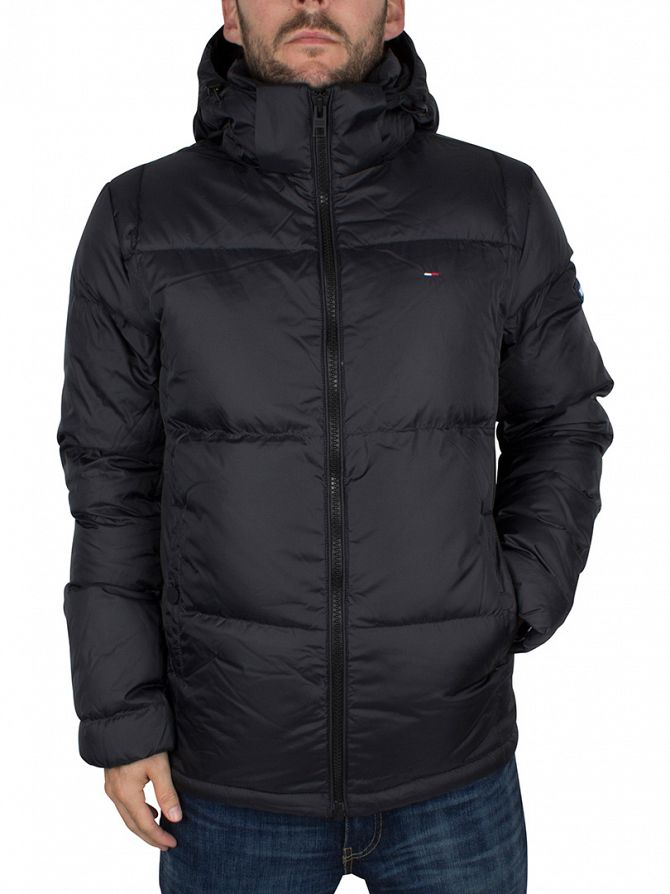 Hilfiger Denim Caviar Down Jacket
