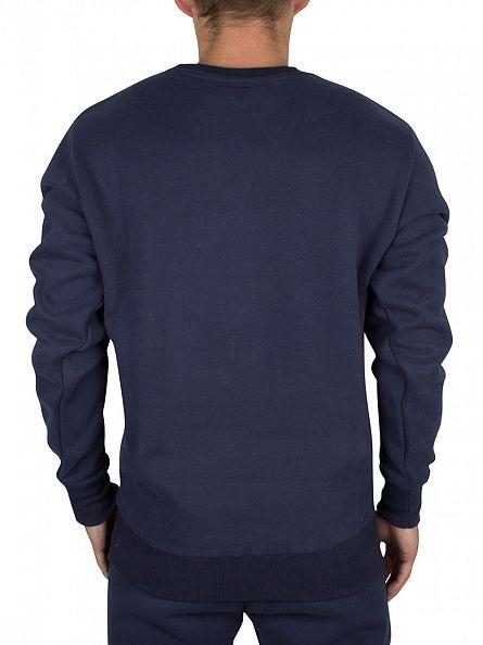 Ellesse Dress Blues Claviano Graphic Sweatshirt