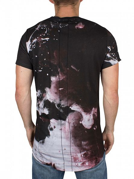 Religion Black Fusion Sublimation Graphic T-Shirt