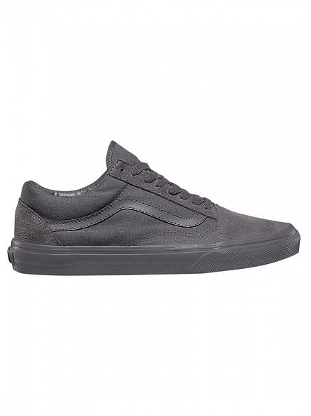 Vans Tornado Grey Old Skool Mono Trainers