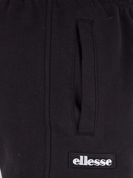 Ellesse Anthracite Maggiora Fleece Logo Joggers