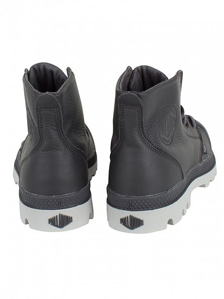 Palladium Forged Iron/Vapor Pampa Hi VL Boots