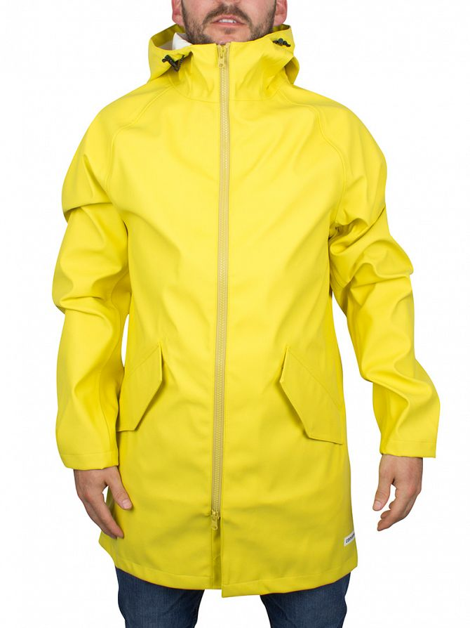 Converse Bitter Lemon Rubber Fishtail Rain Jacket