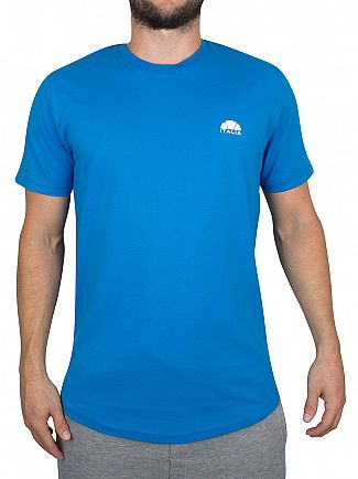 Ellesse Blue Italia Pescara Logo T-Shirt