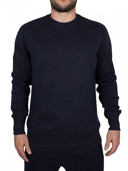 Ellesse Navy Italia Turin Sweatshirt