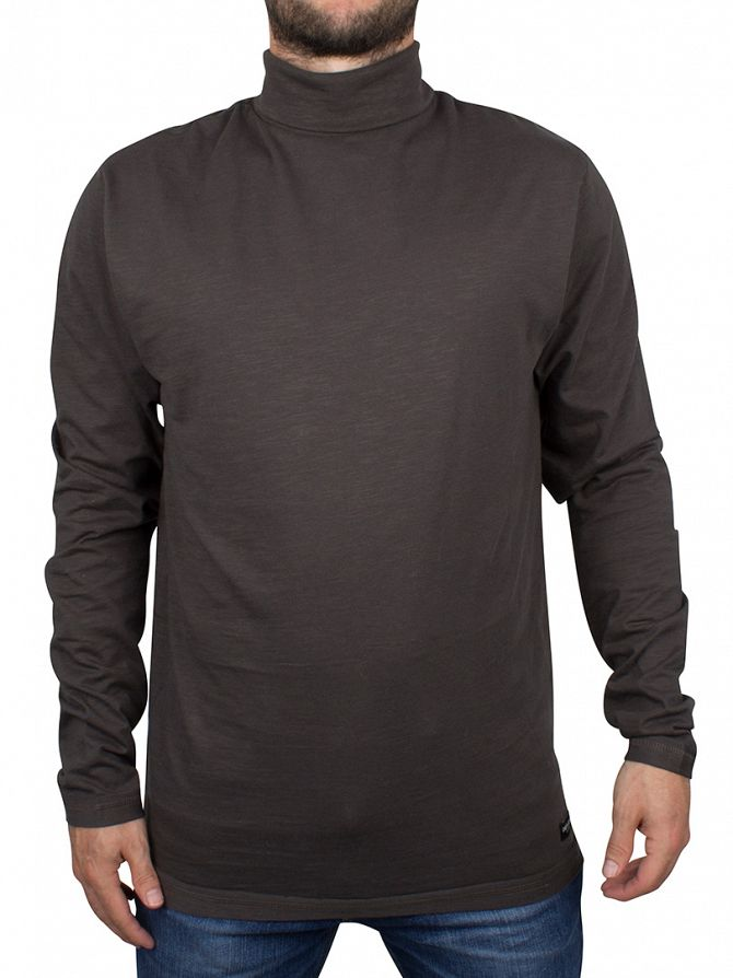 Only & Sons Raven Nuno Longsleeved Roll Neck T-Shirt