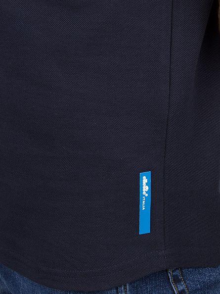 Ellesse Navy Italia Reatini Polo Shirt