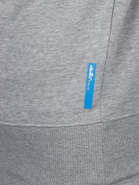 Ellesse Grey Marl Italia Turin Marled Sweatshirt