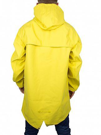 Converse Bitter Lemon Rubber Fishtail Rain Jacket