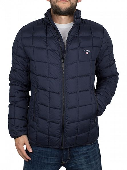 Gant Navy The LW Cloud Jacket