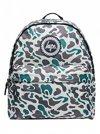 Hype Camo Division Logo Backpack