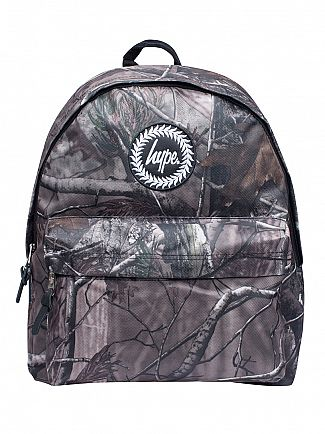 Hype Multi Forest Branches Logo Backpack