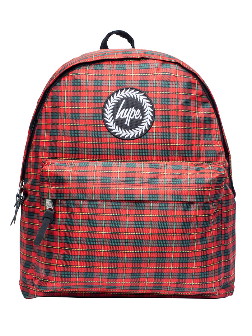 143672cd1541 Hype Red Backpack - BD Fabrications