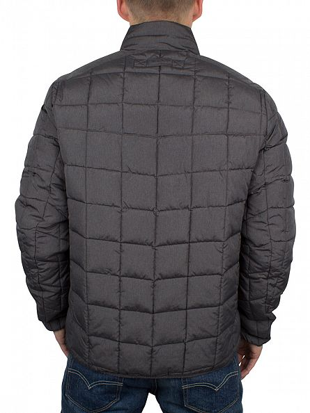 Gant Charcoal Melange The LW Cloud Jacket