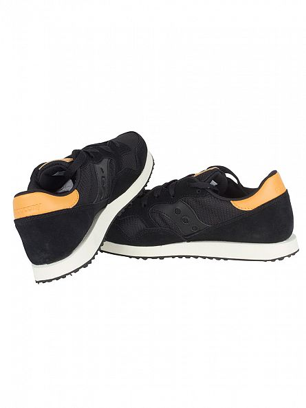 Saucony Black DXN Trainers