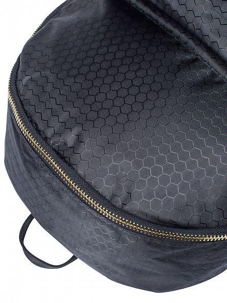 Hype Black Premium Enfield Backpack