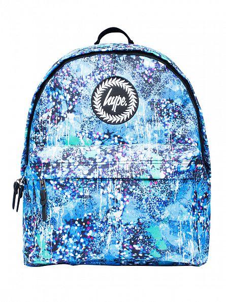 Hype Multi Lights Logo Backpack