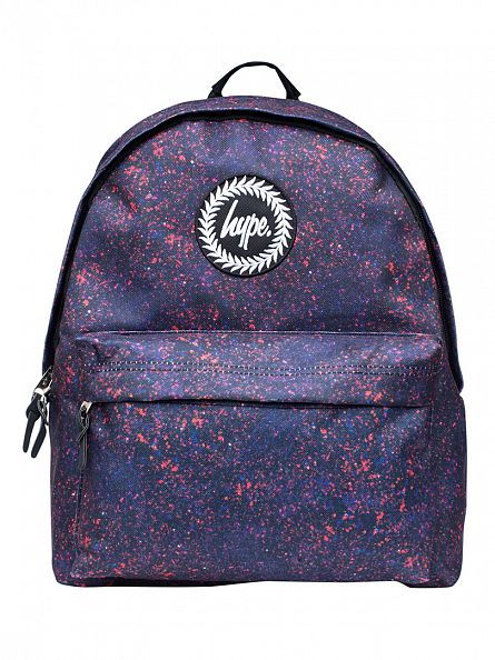 Hype Multi Specklestone Logo Backpack