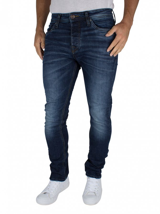 Jack & Jones Blue Denim Slim Fit Tim Original 085 Jeans